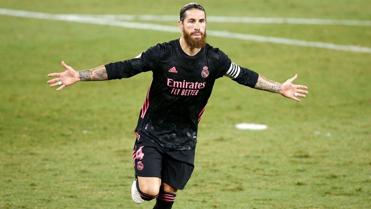 Sergio Ramos (Real Madrid) - Bildquelle: 2020 Getty Images
