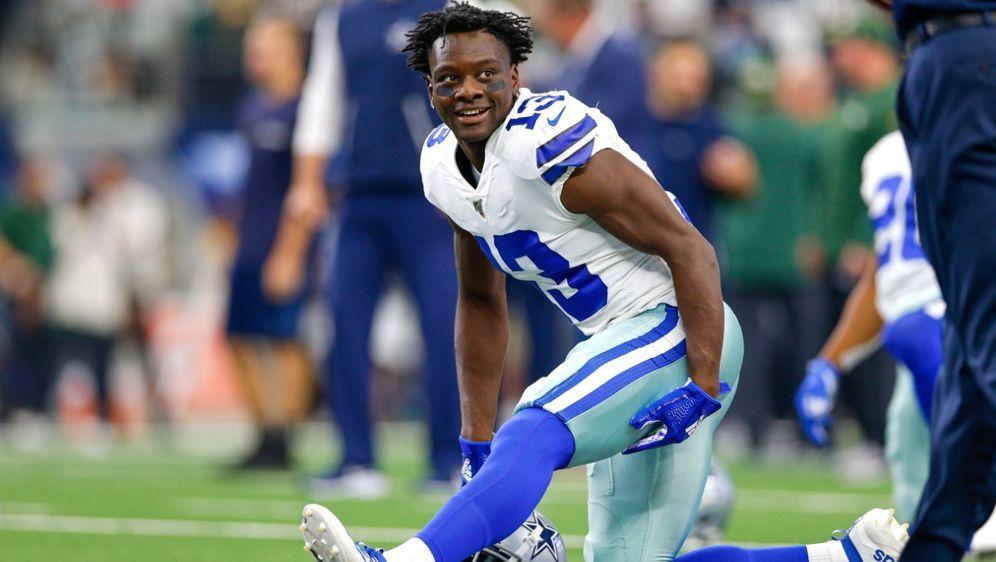 Hat sich bei den Dallas Cowboys etabliert: Michael Gallup liefert im Schatte... - Bildquelle: imago