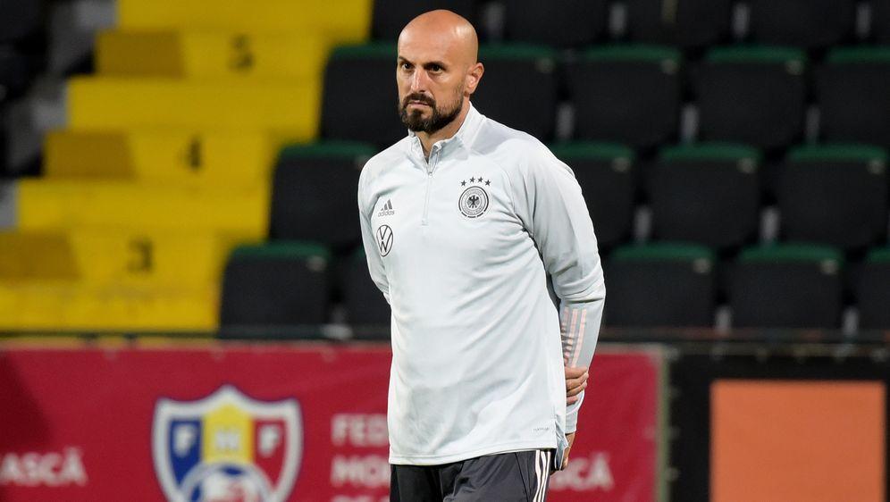 Nachfolger von Stefan Kuntz als U21-Nationaltrainer: Antonio Di Salvo - Bildquelle: Getty
