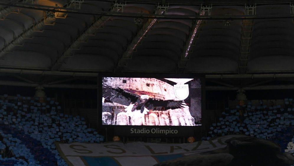 Zwölf Anhänger von Lazio Rom wurden festgenommen - Bildquelle: AFPSIDFILIPPO MONTEFORTE