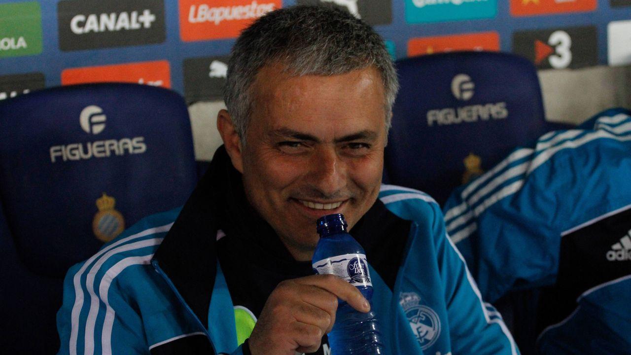 2013: Vertragsauflösung bei Real Madrid - Bildquelle: imago sportfotodienst