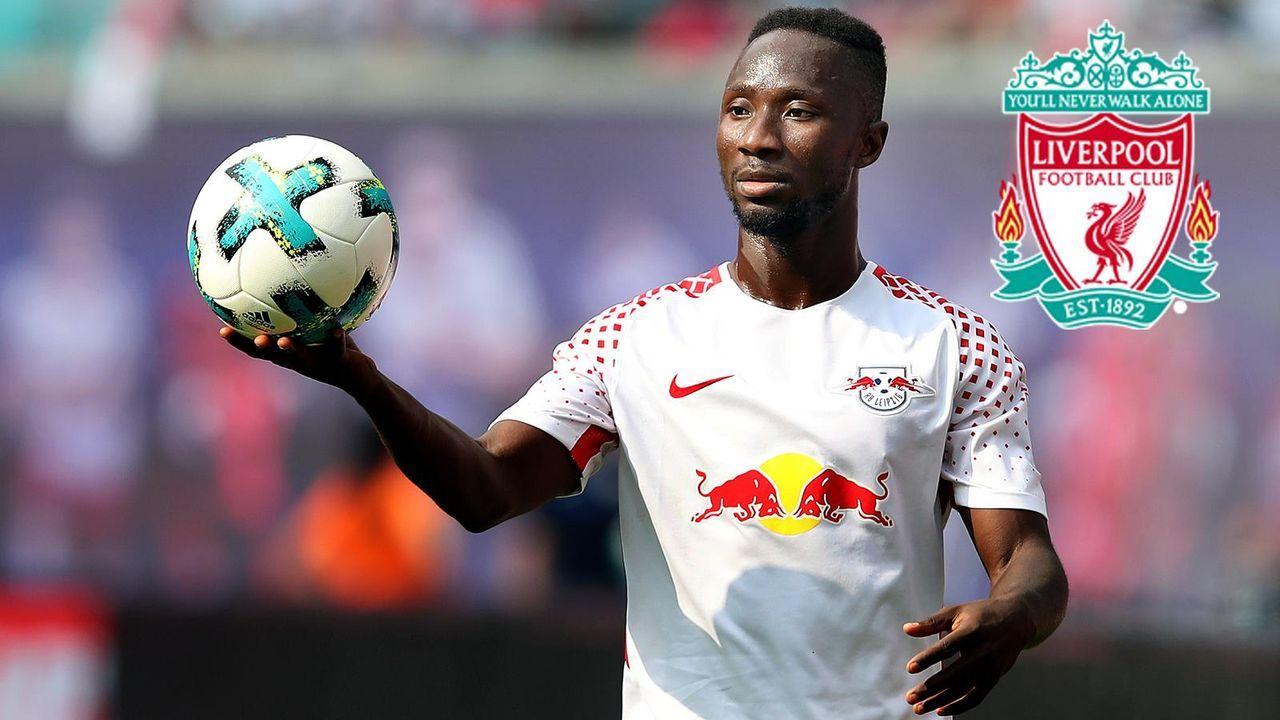 Naby Keita (Abgang RB Leipzig) - Bildquelle: getty