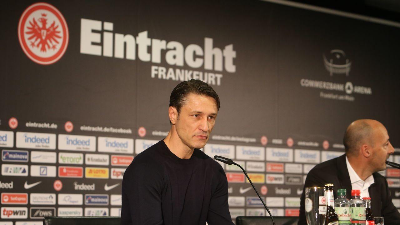 Niko Kovac (FC Bayern, Trennung am 3. November 2019) - Bildquelle: imago images/Rene Schulz