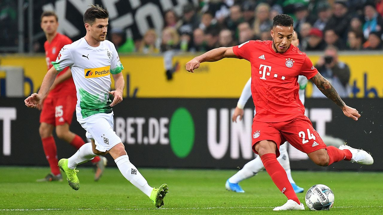 Jonas Hofmann (Borussia Mönchengladbach) - Bildquelle: Imago Images
