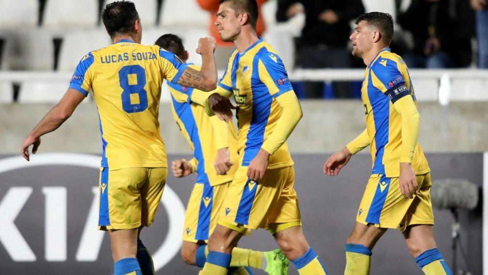 Die Liga in Zypern nimmt den Spielbetrieb wieder auf - Bildquelle: AFPSID-