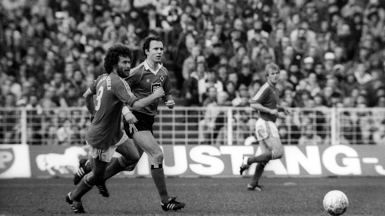 Saison 1980/81 - Bildquelle: imago/WEREK