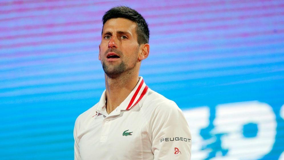ATP-Masters in Madrid: Novak Djokovic sagt Teilnahme ab - Bildquelle: AFPSIDPEDJA MILOSAVLJEVIC