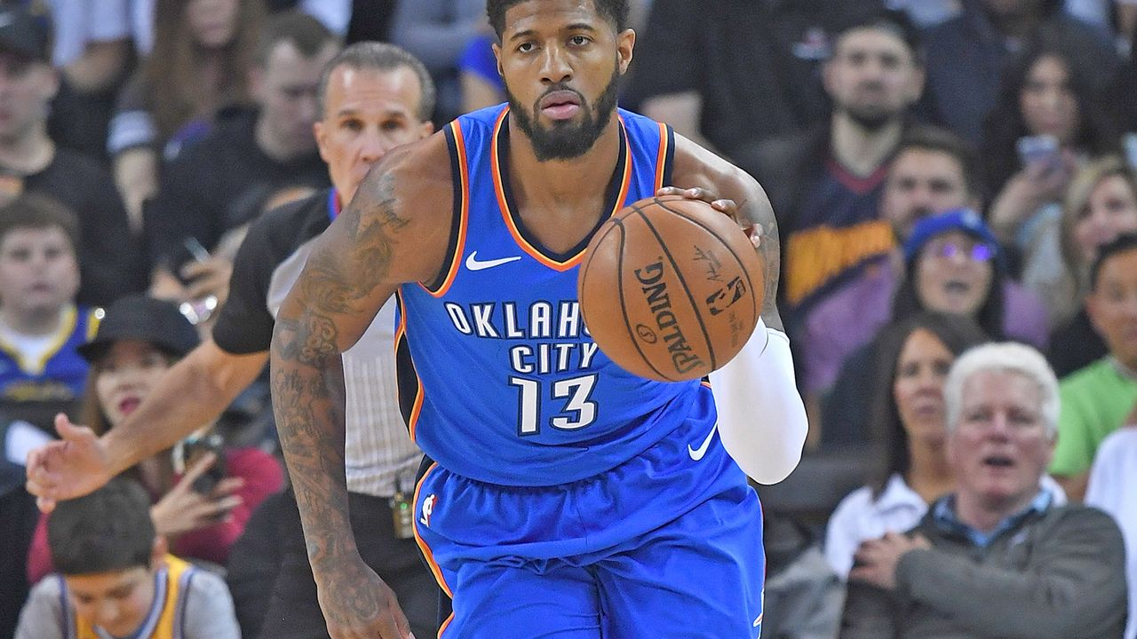 Paul George (Los Angeles Clippers)  - Bildquelle: 2018 Thearon W. Henderson