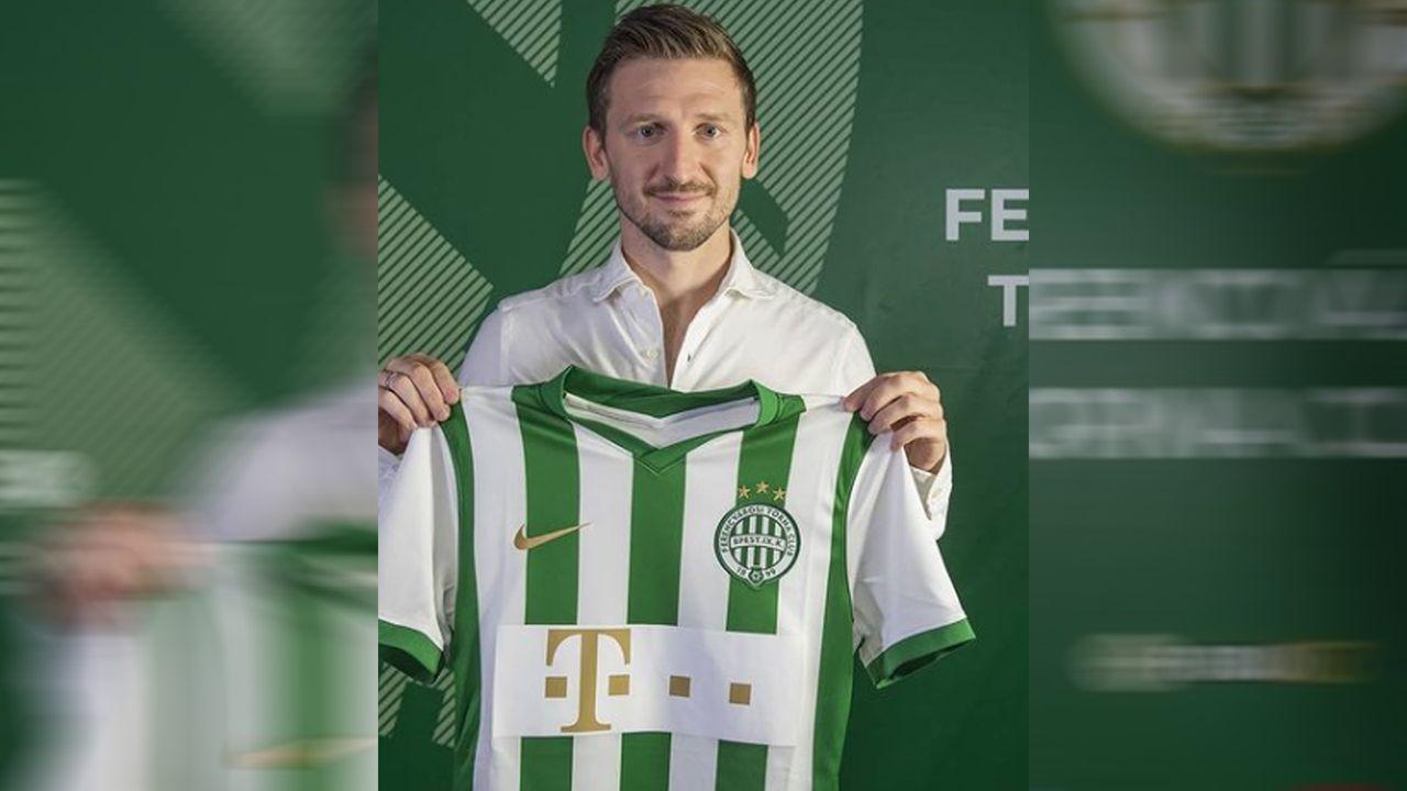 Marko Marin (Ferencvaros Budapest) - Bildquelle: ftcofficial/instagram