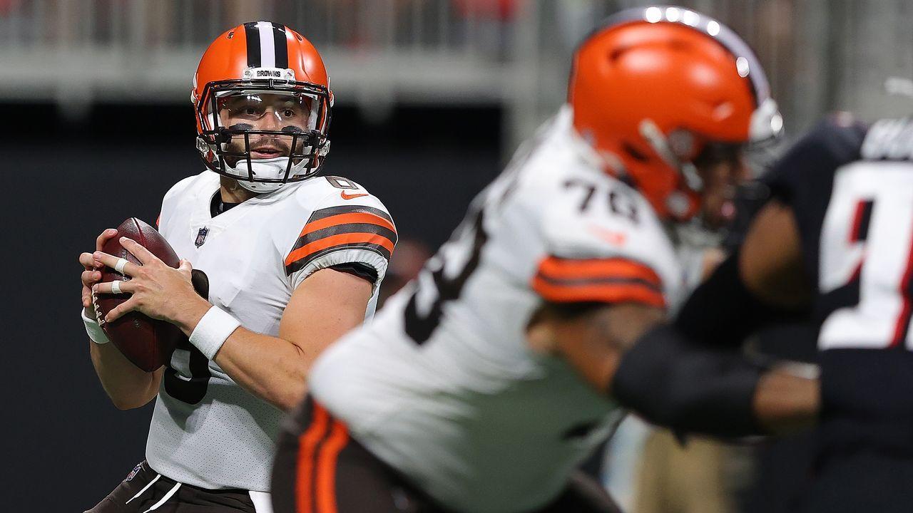 Cleveland Browns - Bildquelle: 2021 Getty Images