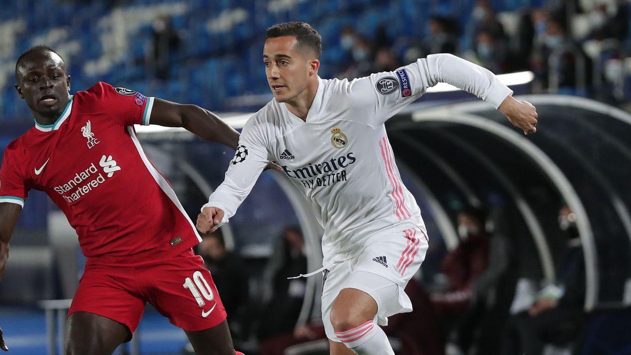 Lucas Vazquez (Real Madrid) - Bildquelle: Getty Images