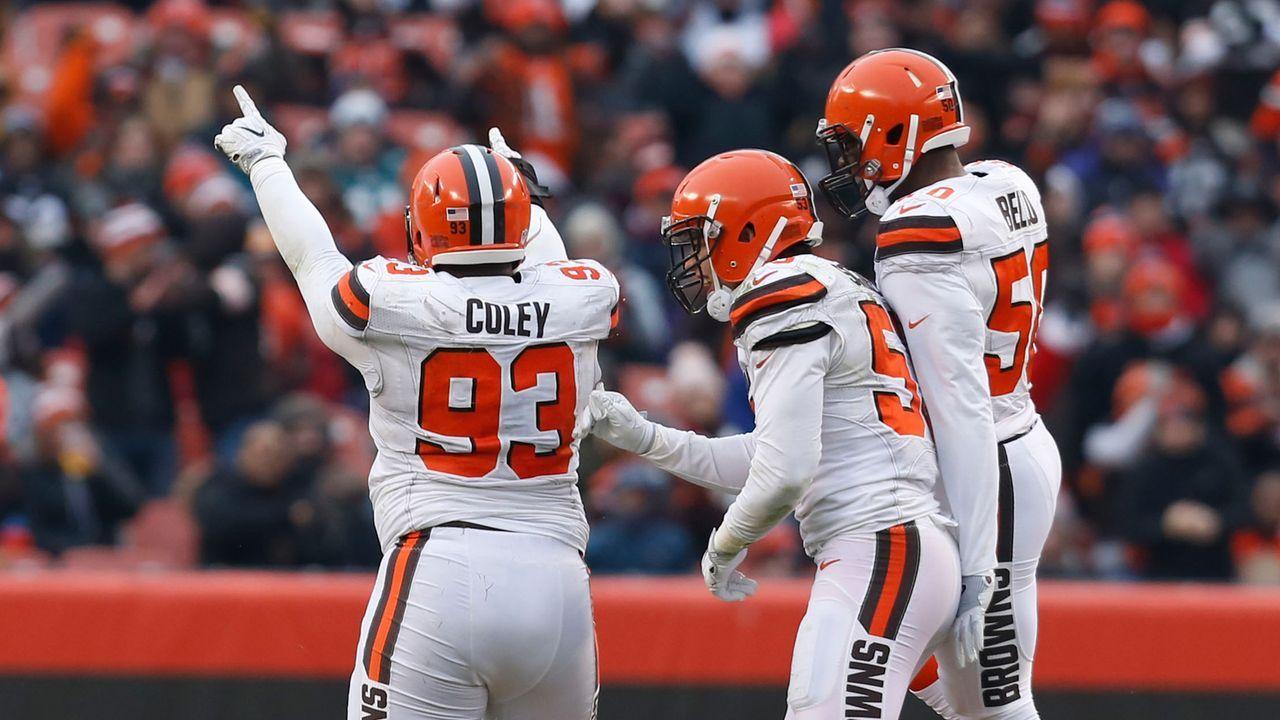 Platz 18: Cleveland Browns - Bildquelle: 2017 Getty Images