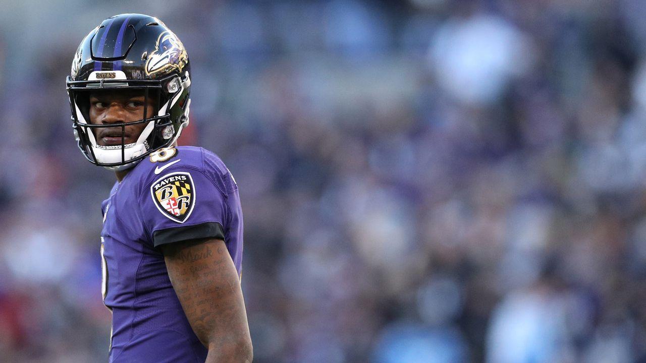 Baltimore Ravens: 8 Picks - Bildquelle: 2019 Getty Images