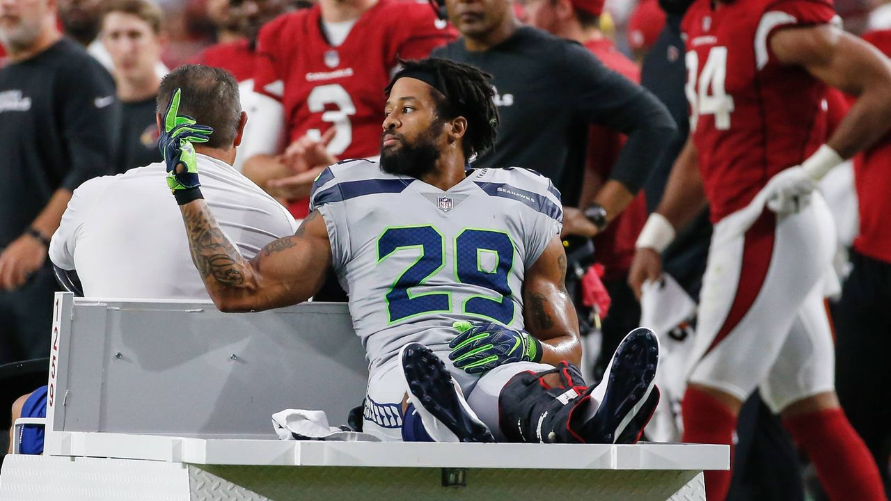 Week 7: Earl Thomas (Ravens) gegen die Seattle Seahawks - Bildquelle: imago/Icon SMI