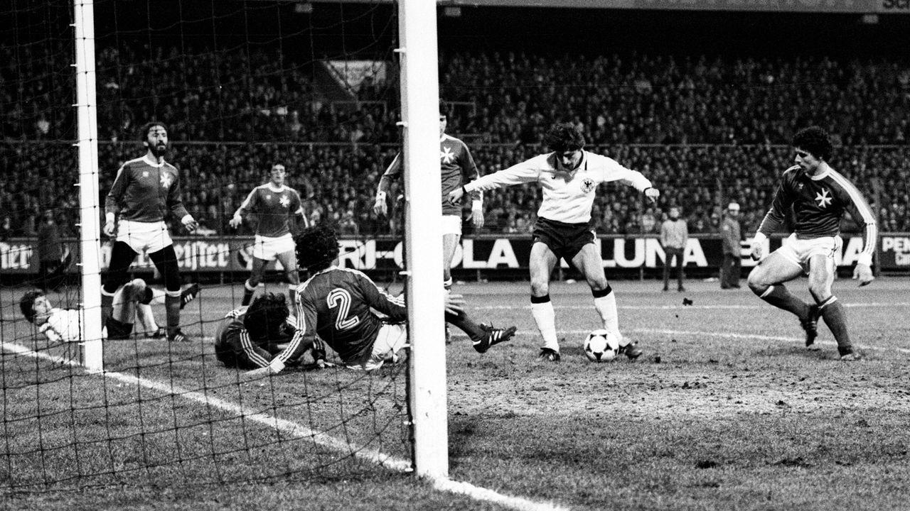 Deutschland gegen Malta 8:0 - Bildquelle: imago sportfotodienst