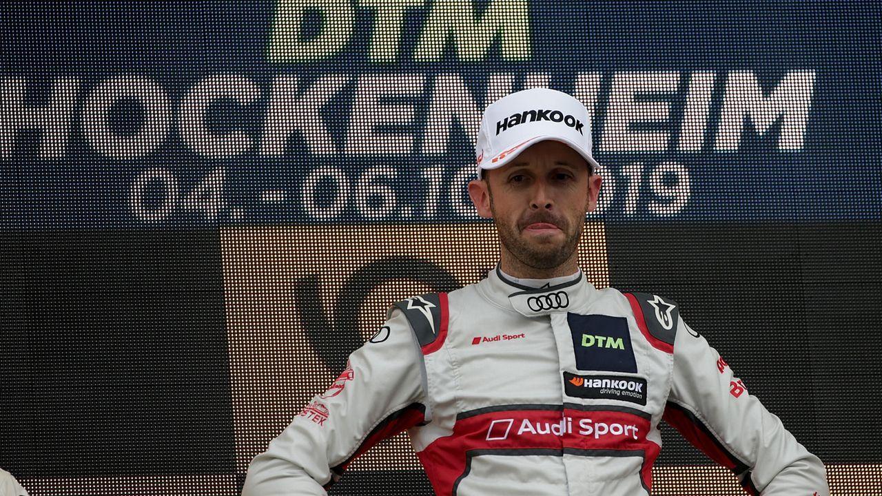 René Rast (Audi, DTM-Champion) - Bildquelle: imago images/eu-images