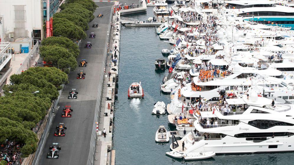 Die Formel 1 wird 2020 definitiv nicht in Monaco fahren. - Bildquelle: Motorsport Images