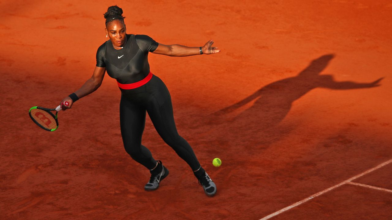 Serena Williams - French Open 2018 - Bildquelle: 2018 Getty Images