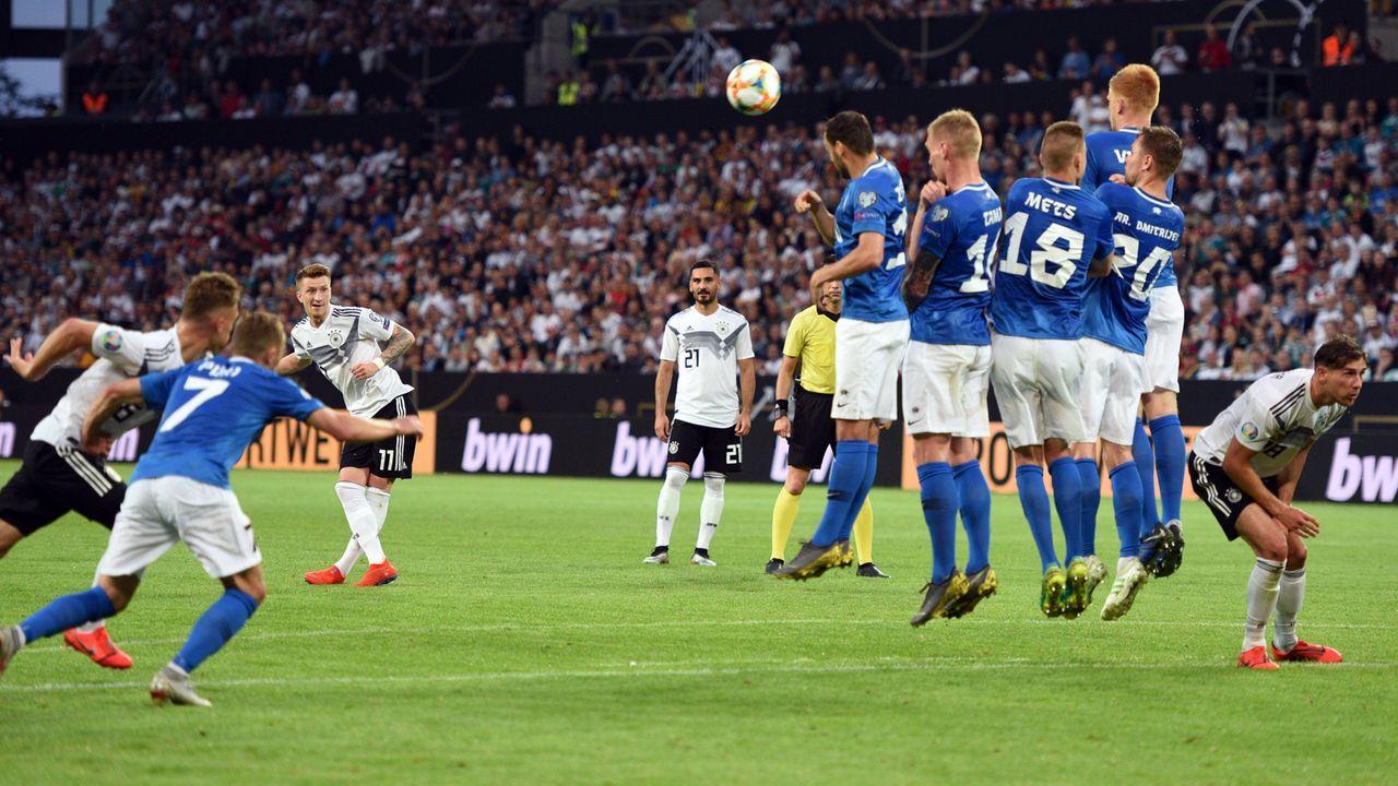 Top 10: Die höchsten Siege der deutschen Nationalmannschaft - Bildquelle: imago images / Horstm¸ller