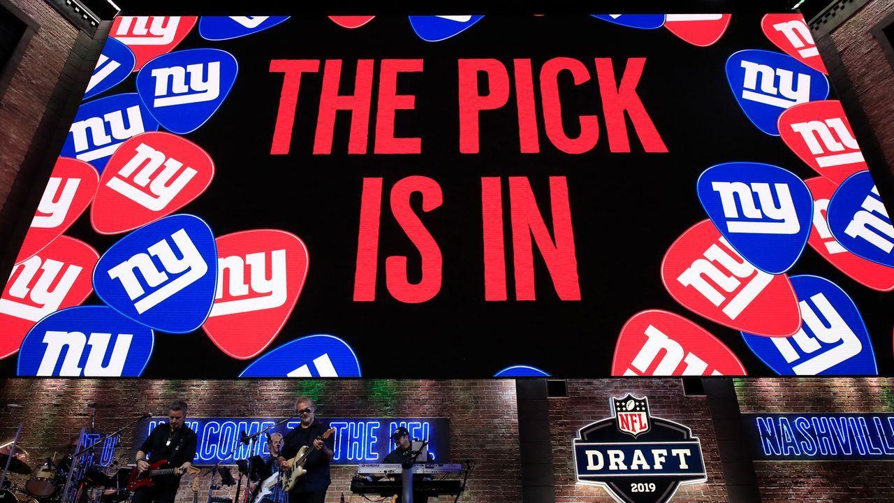 New York Giants - Bildquelle: 2019 Getty Images