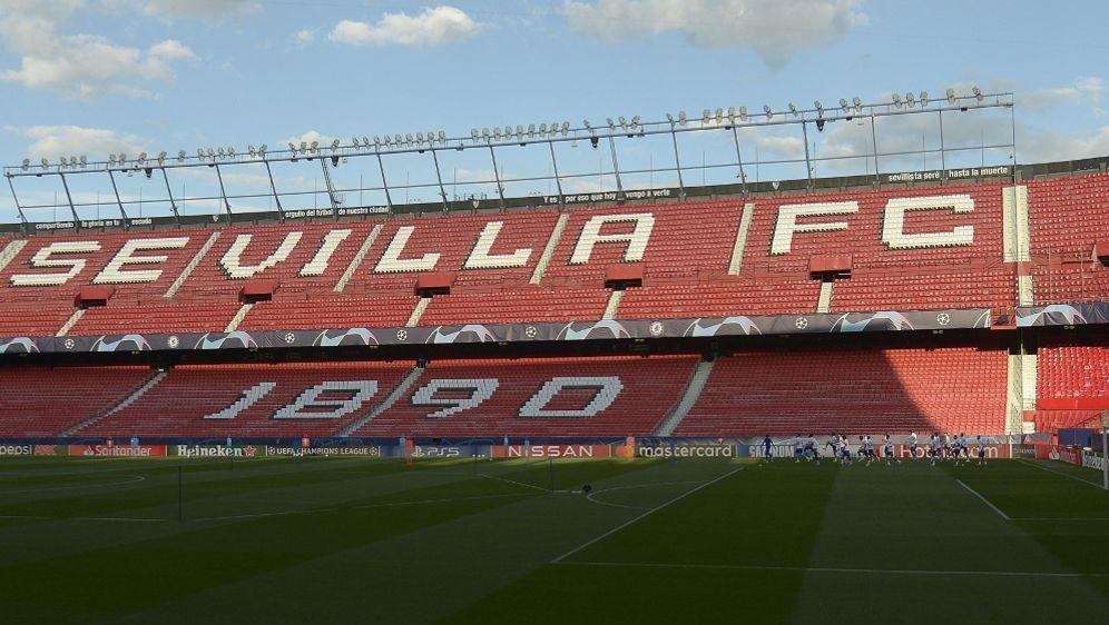 Sevilla wird neuer Austragungsort bei der EM - Bildquelle: AFPSIDCRISTINA QUICLER