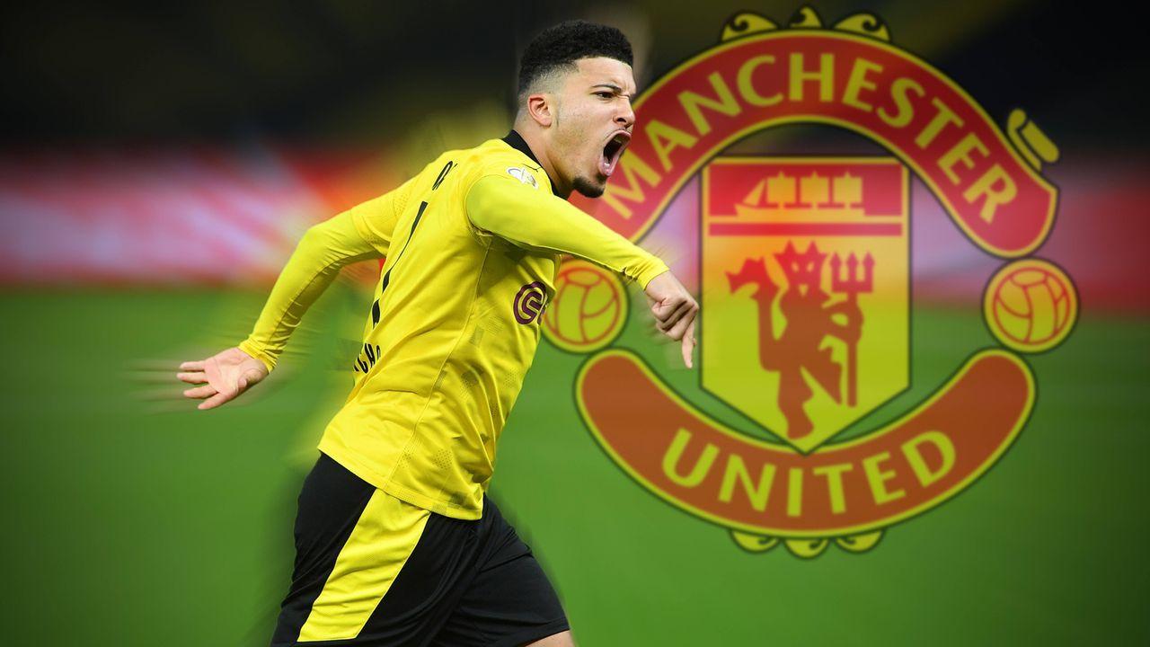Jadon Sancho (Manchester United) - Bildquelle: imago