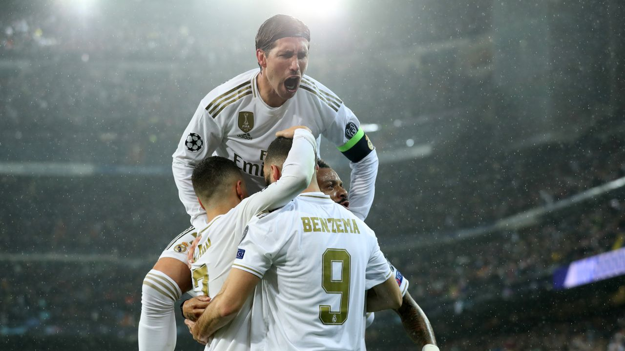 Real Madrid  - Bildquelle: Getty Images