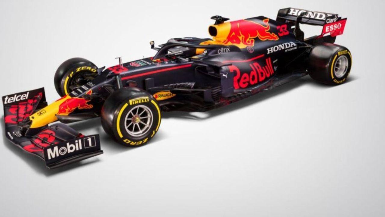 Red Bull RB16B - Bildquelle: twitter.com/RedBullRacing