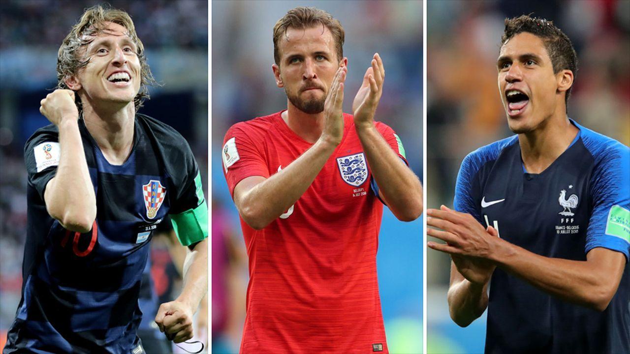 Die WM-Topelf der ran-Redaktion - Bildquelle: Getty Images