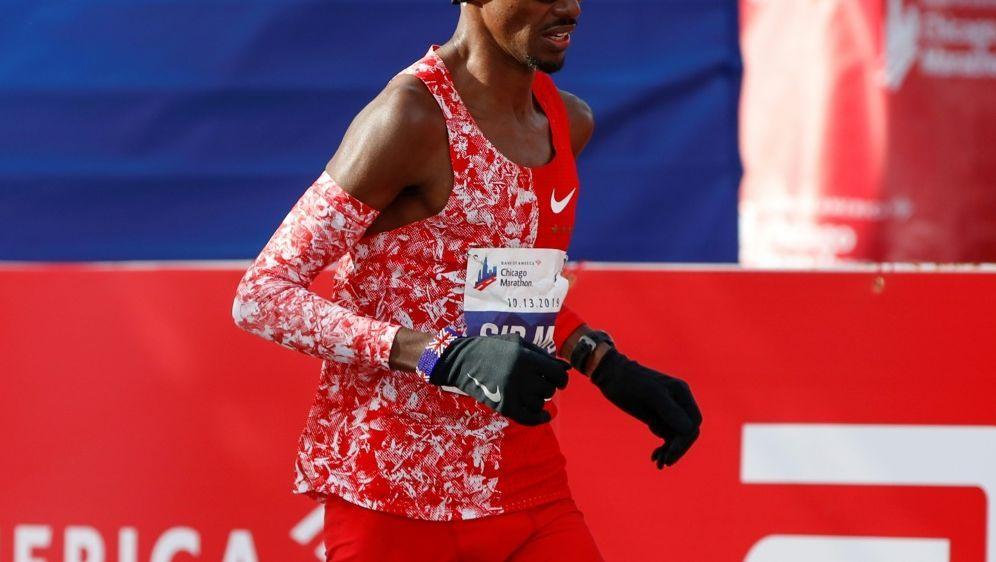 Farah will nächste Saison wieder über 10.000 m antreten - Bildquelle: AFPSIDKAMIL KRZACZYNSKI