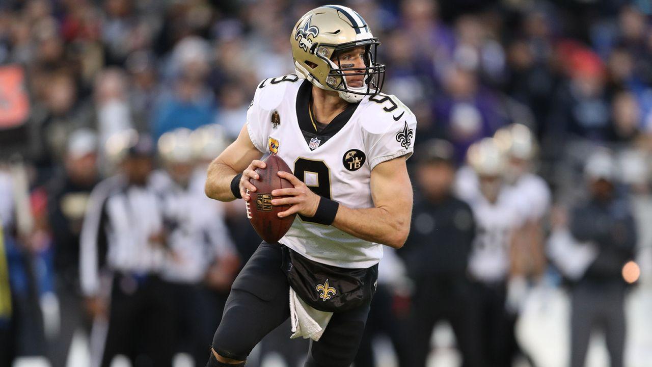 Drew Brees (New Orleans Saints, Quarterback) - Bildquelle: 2018 Getty Images