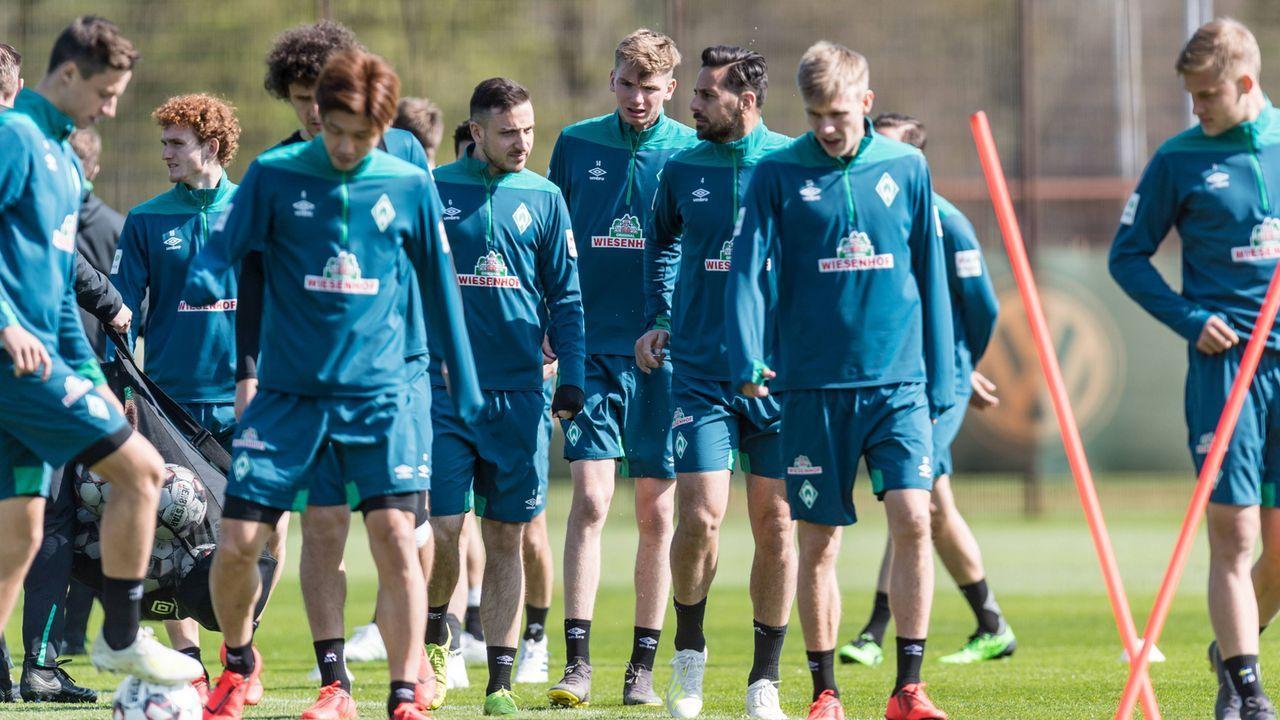 SV Werder Bremen  - Bildquelle: imago images / Nordphoto