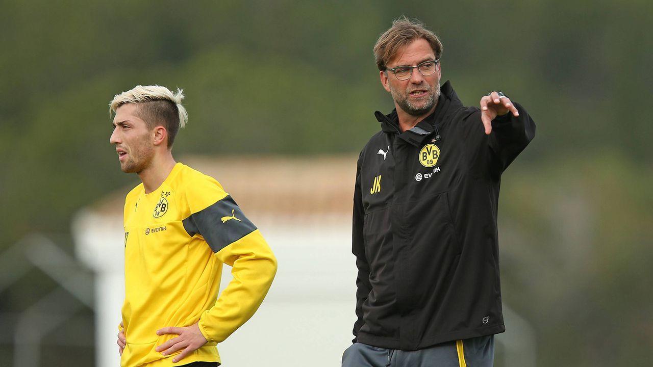 Kevin Kampl: Vor RB erst BVB - Bildquelle: imago/MIS