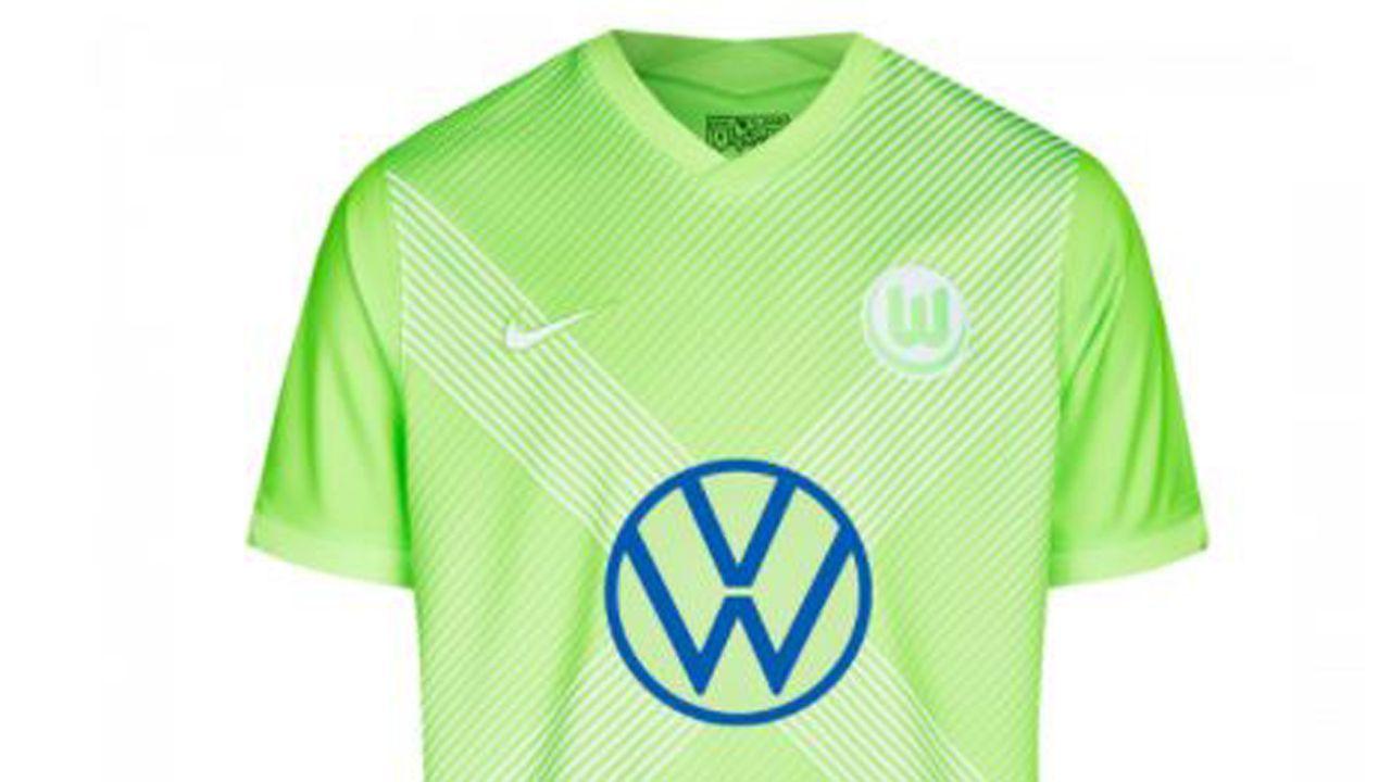 VfL Wolfsburg Heimtrikot 2020/21 - Bildquelle: 2020 VfL Wolfsburg Shop