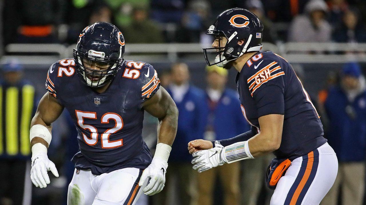 Chicago Bears: 5 Picks - Bildquelle: 2019 Getty Images