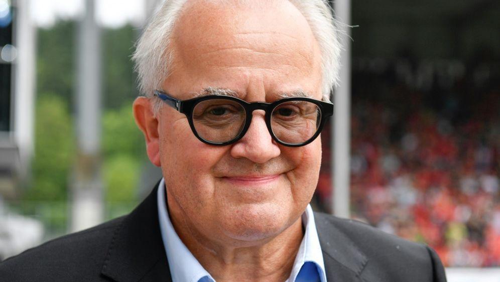 Fritz Keller wurde für drei Jahre gewählt - Bildquelle: AFPAFPTHOMAS KIENZLE