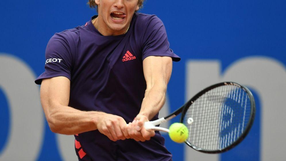 Alexander Zverev sucht vor den French Open seine Form - Bildquelle: AFPSIDCHRISTOF STACHE