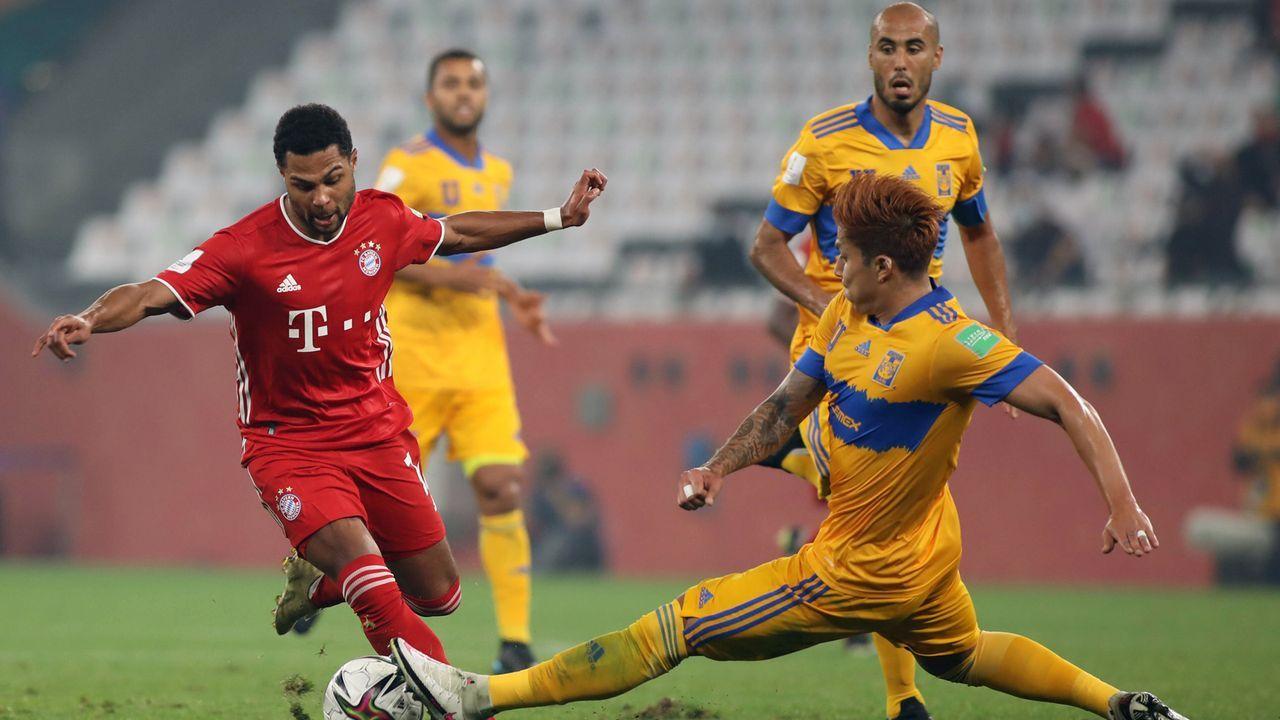Sieg bei der FIFA-Klub-WM gegen Tigres - Bildquelle: imago images/MB Media Solutions