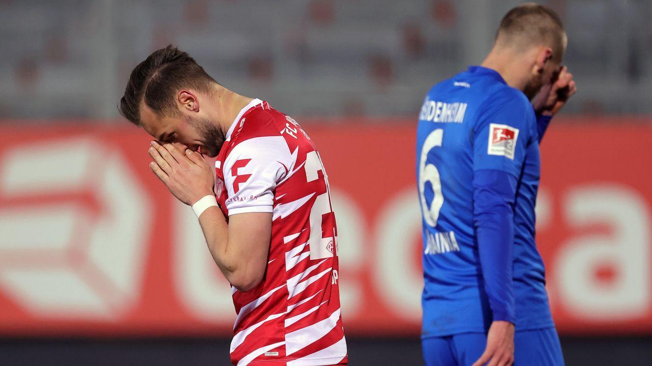 Würzburger Kickers stehen als Absteiger fest - Bildquelle: 2021 Getty Images