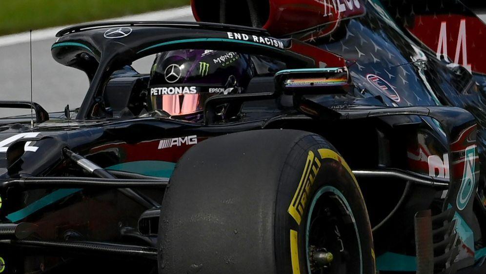 Mercedes darf das DAS-System einsetzen - Bildquelle: AFPSIDJOE KLAMAR