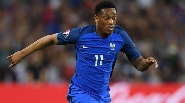Anthony Martial - Bildquelle: Getty Images