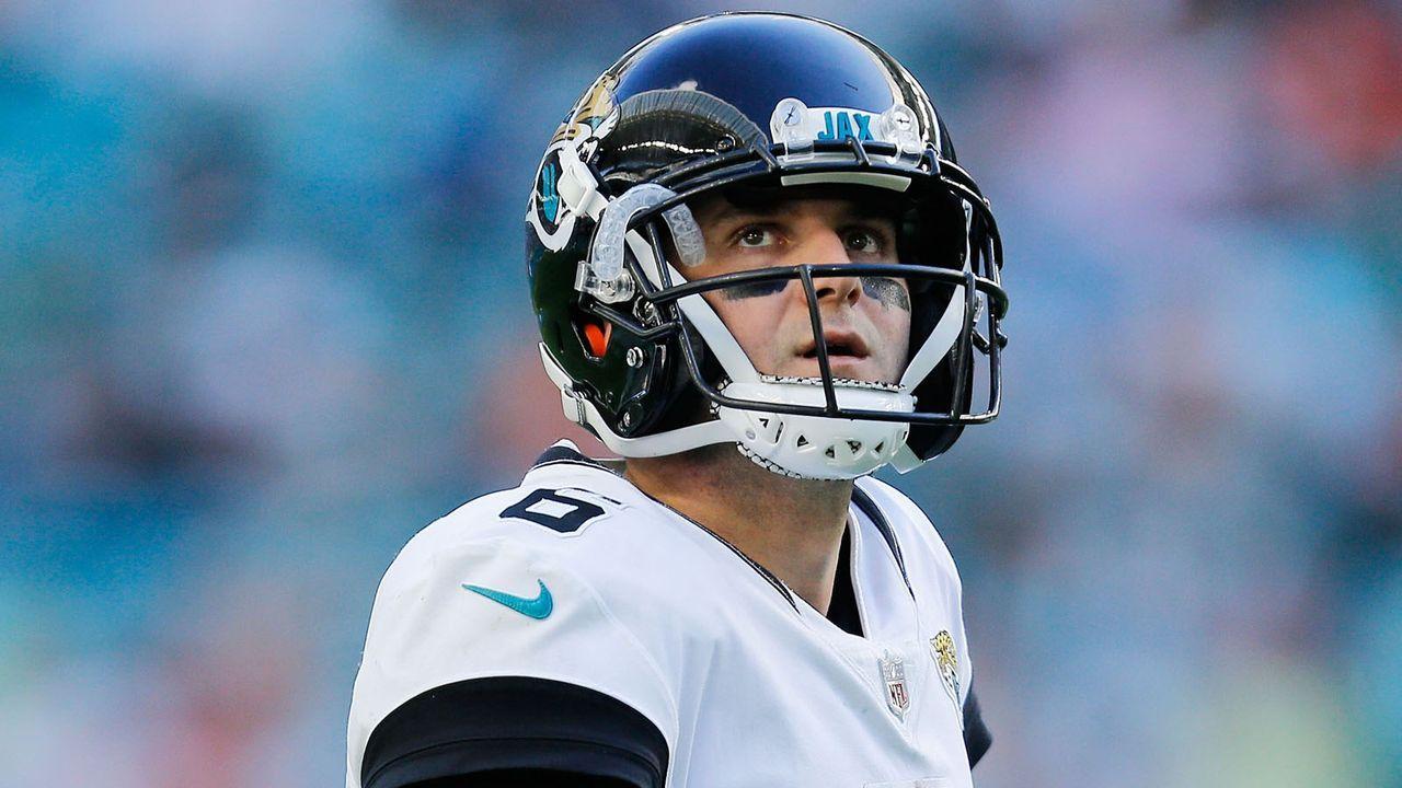 Platz 7: Jacksonville Jaguars - Bildquelle: 2018 Getty Images