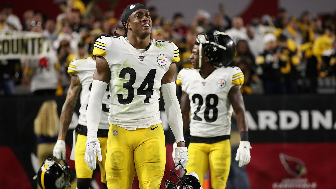 Terrell Edmunds (28. Pick, Pittsburgh Steelers)  - Bildquelle: Getty