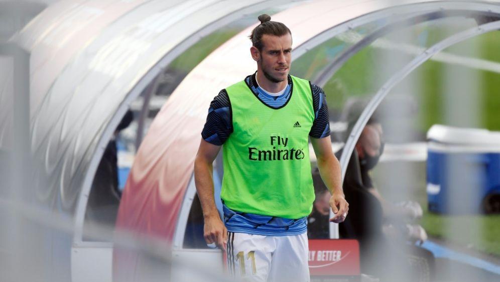 Steht nicht im Real-Kader: Gareth Bale - Bildquelle: AFPSIDPIERRE-PHILIPPE MARCOU