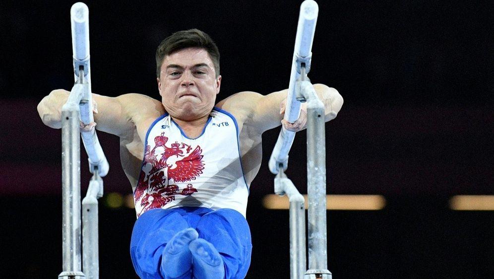 Nikita Nagorni ist neuer Mehrkampf-Weltmeister - Bildquelle: AFPSIDTHOMAS KIENZLE