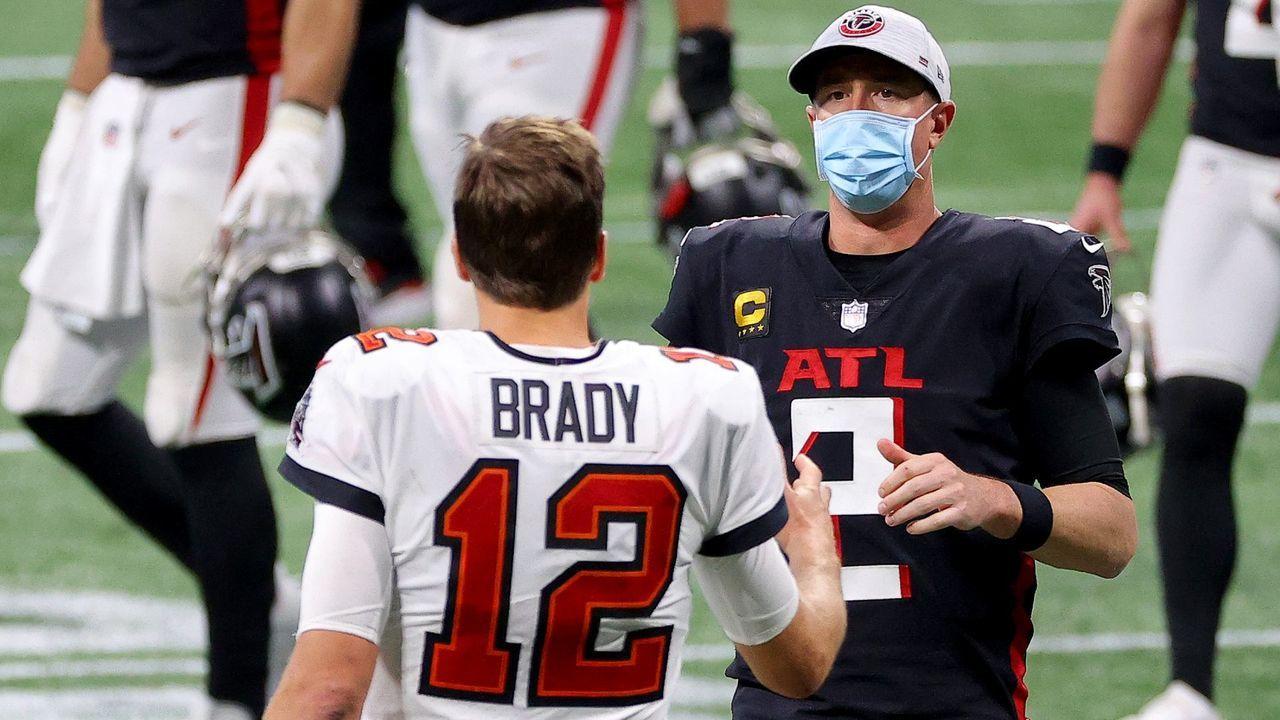 Atlanta Falcons (NFC South)  - Bildquelle: getty