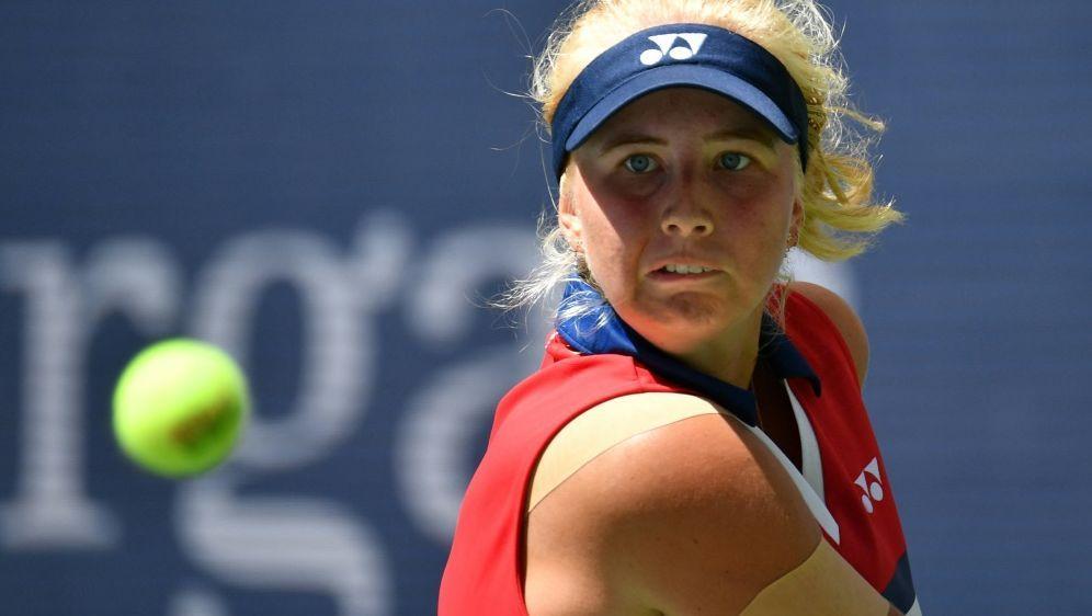 Clara Tauson gewinnt ihr zweites WTA-Finale - Bildquelle: AFPSIDANGELA  WEISS