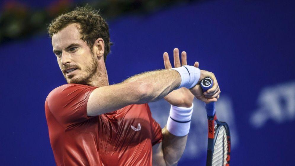 ATP-Turnier: Murray scheitert im Achtelfinale - Bildquelle: AFPSIDSTR