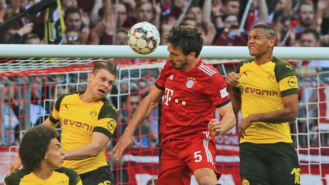 Mats Hummels (FC Bayern) - Bildquelle: imago