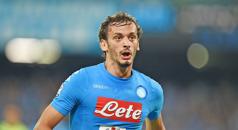Platz 10: Manolo Gabbiadini (SSC Neapel) - Bildquelle: 2015 Getty Images